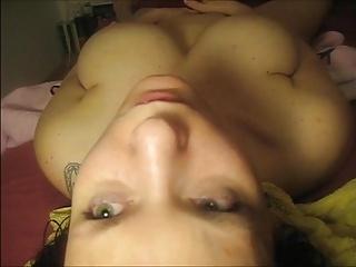 Granny saggy tits