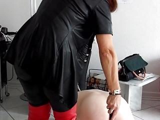 Sklave ramius kg mit spikes chastity keuschhaltung domina