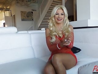 Brittany Andrews BTS interview