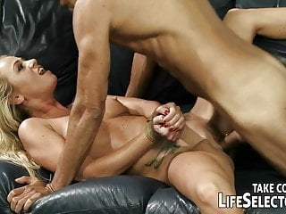 Bondage fantasies of a Kinky hot Milf