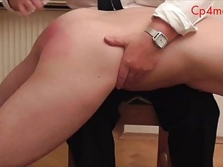 A Student Spanking Featuring Lucas