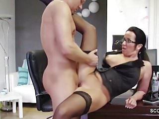 Geile Lehrerin Porno