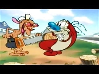 Is ren and stimpy gay