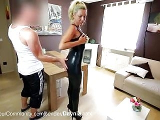 Blonde Deutsche Nutte